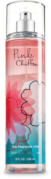 Pink Chiffon Fine Fragrance Mist