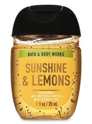 Sunshine & Lemons PocketBac Hand Sanitizer