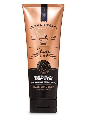 Aromatherapy Black Chamomile Moisturizing Body Wash - Bath And Body Works