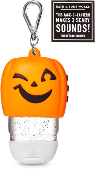 Noise-Making Pumpkin PocketBac Holder