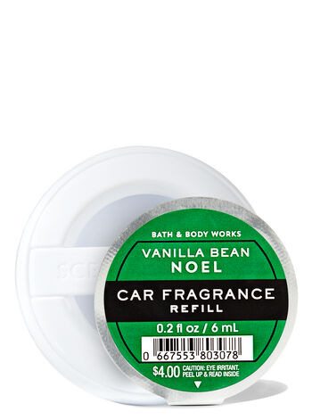 Vanilla Bean Noel Car Fragrance Refill