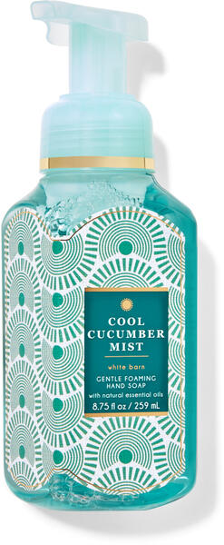 Cool Cucumber Mist Gentle Foaming Hand Soap