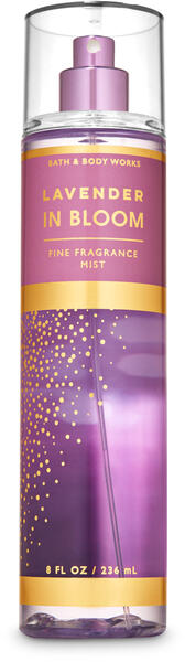 Lavender in Bloom Fine Fragrance Mist