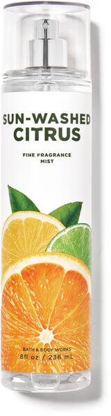 Sun-Washed Citrus Fine Fragrance Mist