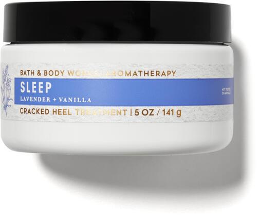 Lavender Vanilla Cracked Heel Treatment