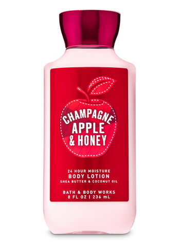 Champagne Apple & Honey Super Smooth Body Lotion - Bath And Body Works