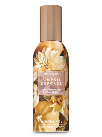 Pumpkin Cupcake Concentrated Room Spray - Bath And Body Works