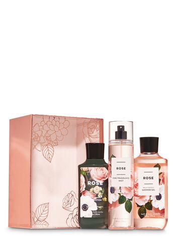 Rose Gift Box Set - Bath And Body Works