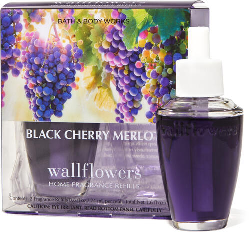 Black Cherry Merlot Wallflowers Refills 2-Pack