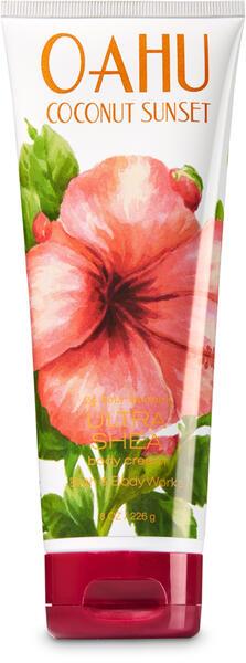 Oahu Coconut Sunset Ultra Shea Body Cream
