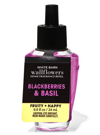 Blackberries & Basil Wallflowers Fragrance Refill