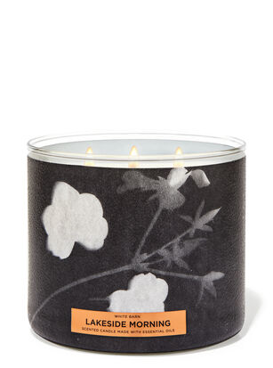 Lakeside Morning 3-Wick Candle