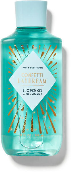 Confetti Daydream Shower Gel