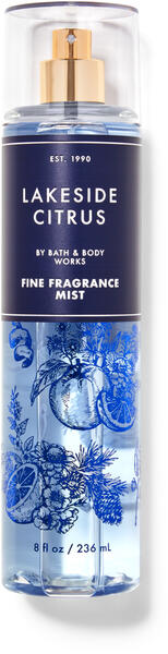 Lakeside Citrus Fine Fragrance Mist