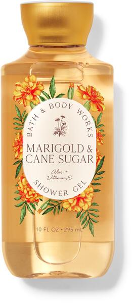 Marigold & Cane Sugar Shower Gel