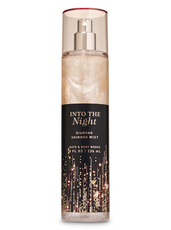 Into the Night Diamond Shimmer Mist