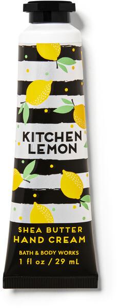 Kitchen Lemon Hand Cream