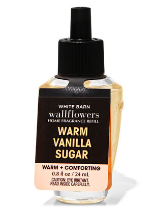 Warm Vanilla Sugar Wallflowers Fragrance Refill
