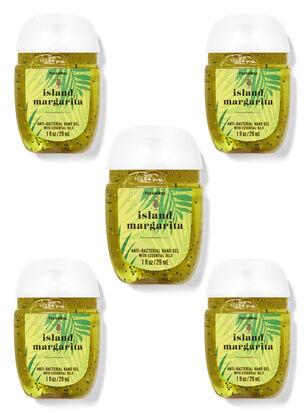 Island Margarita PocketBac Hand Sanitizers, 5-Pack