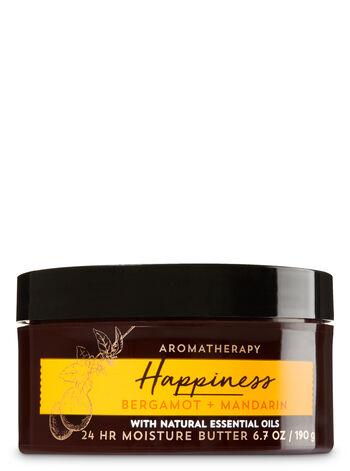 Aromatherapy Happiness - Bergamot & Mandarin Body Butter - Bath And Body Works