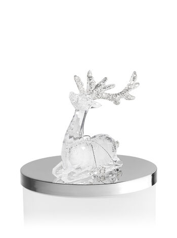 Crystal Deer 3-Wick Candle Magnet - Bath And Body Works