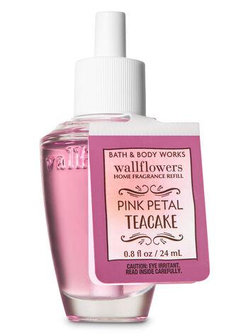 Pink Petal Tea Cake Wallflowers Fragrance Refill - Bath And Body Works