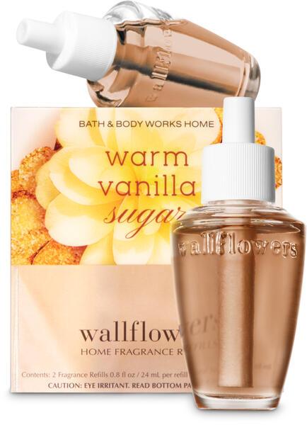Warm Vanilla Sugar Wallflowers Refills, 2-Pack