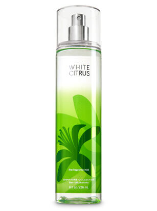 White Citrus Fine Fragrance Mist