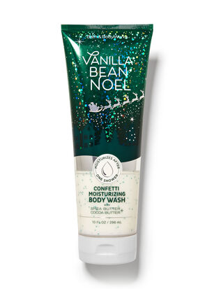Vanilla Bean Noel Moisturizing Body Wash