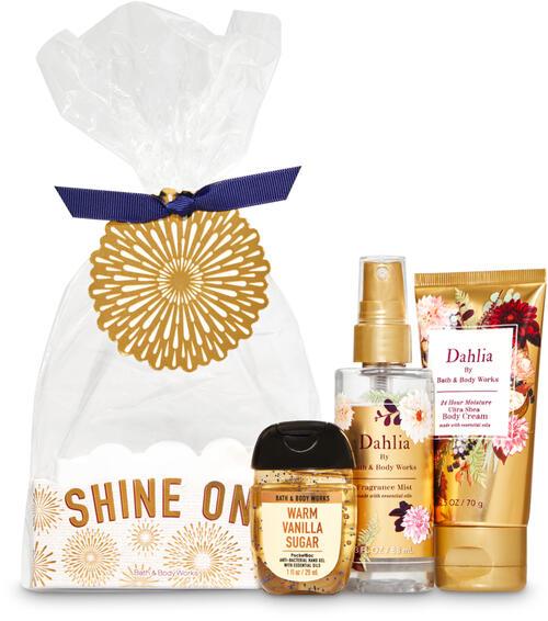 Dahlia Mini Gift Set