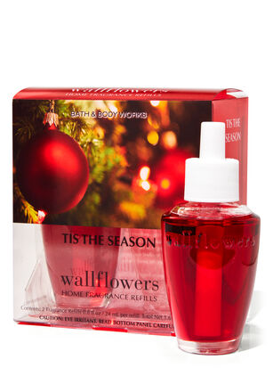 Tis the Season Wallflowers Refills, 2-Pack