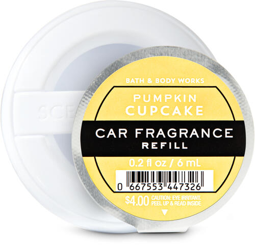 Pumpkin Cupcake Car Fragrance Refill
