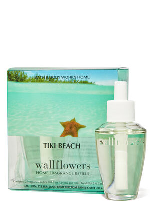 Tiki Beach Wallflowers Refills 2-Pack