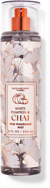 White Pumpkin & Chai Fine Fragrance Mist