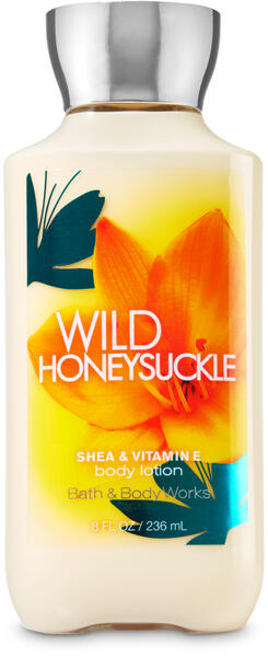 Wild Honeysuckle Body Lotion