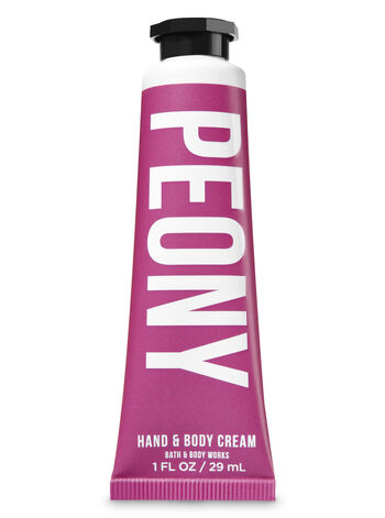 Signature Collection Peony Hand & Body Cream - Bath And Body Works