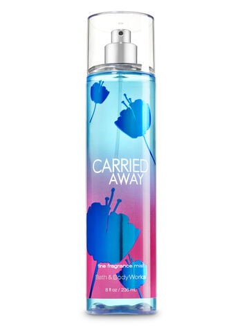 Signature Collection Carried Away Fine Fragrance Mist - Bath And Body Works