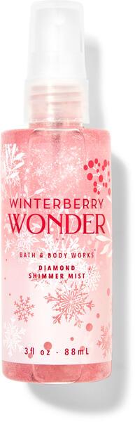 Winterberry Wonder Travel Size Diamond Shimmer Mist
