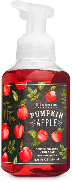Pumpkin Apple Gentle Foaming Hand Soap