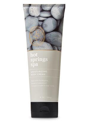 Hot Springs Spa Body Cream