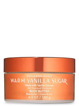 Warm Vanilla Sugar Body Butter