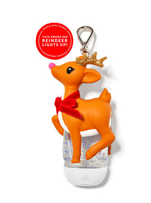 Reindeer Light-Up PocketBac Holder