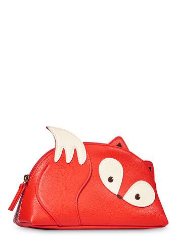 Fox Cosmetic Bag - Bath And Body Works