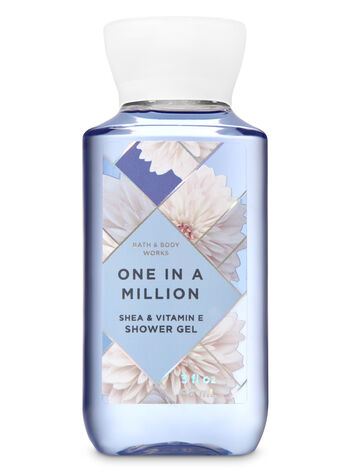 Signature Collection One in a Million Travel Size Shower Gel - Bath And Body Works