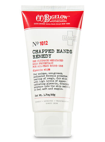 C.O. Bigelow Chapped Hands Remedy Medicated Skin Protectant - Bath And Body Works