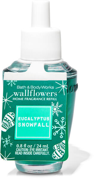 Eucalyptus Snowfall Wallflowers Fragrance Refill