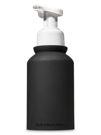 Matte Black & Marble Gentle Foaming Soap Dispenser - Bath And Body Works