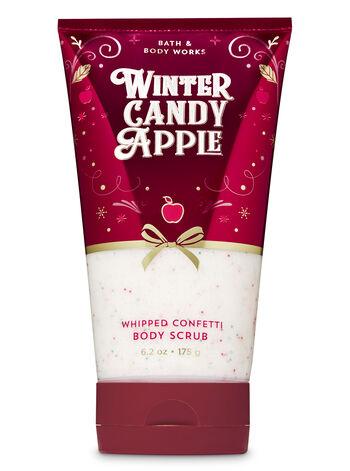 Winter Candy Apple Whipped Confetti Body Scrub - Bath And Body Works