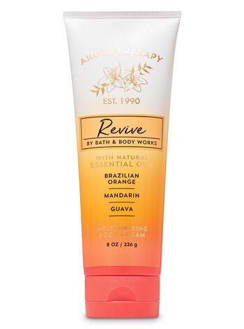 Aromatherapy Brazilian Orange Guava Body Cream - Bath And Body Works