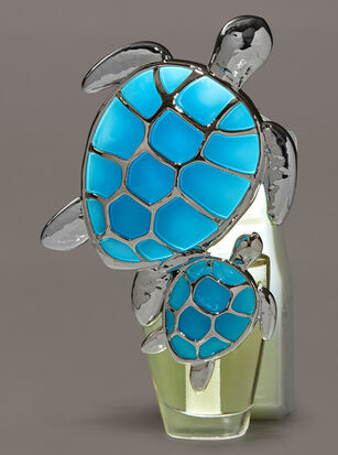 Sea Turtle & Baby Nightlight Wallflowers Fragrance Plug